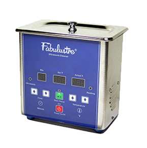 1.5 pint Fabulustre Ultrasonic Cleaner 23.640