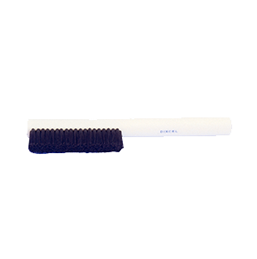 "Washout Brush, Plastic Handle, 7-1/2"" Long, 16.098"