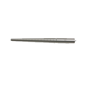 Aluminum Ring Stick with Groove, 35.272