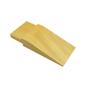 Wood Bench Pin, Large, 13.302