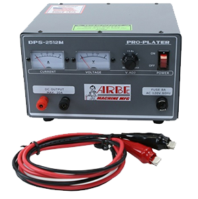 25 Amp Plating Rectifier Model # DPS-2512M