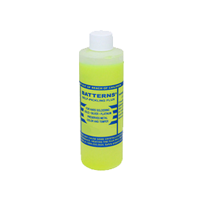 Battern's Self Pickling Hard Soldering Flux 16 oz. 54.406