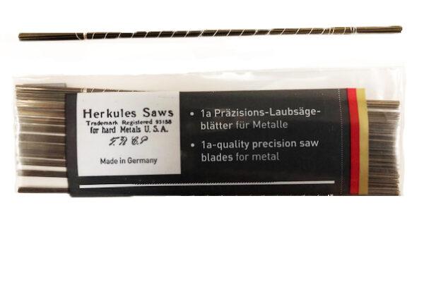 Herkules Brand Jewelers Sawblades