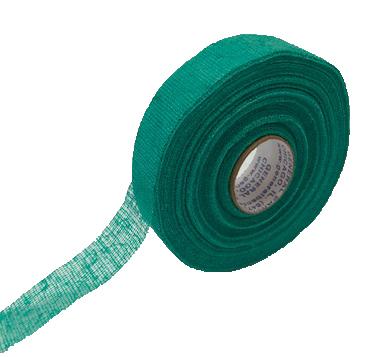 Green Tape for finger protection