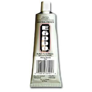 E6000 glue 3.7 oz.